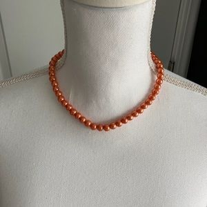 $5 with additional purchase New orange Pearls
